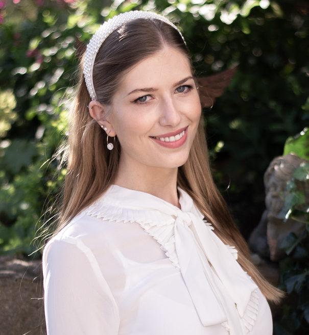 Elena Rocha, Kosmetikerin bei Cosmetic creativ